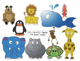 zoo animals together clipart. Exellent Clipart Clip Art Zoo Animals  Clipart Library To Together F