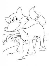 Small Picture Fox In Socks Homework Coloring Sheet Pages Printable Throughout