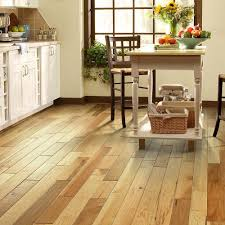 Wooden Flooring Kitchen Engineered Or Solid Hardwood Flooring For The Kitchen