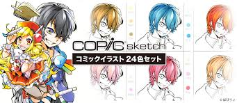 Copic Hair Color Chart Copic Sketch Copic Official Site English