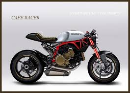 ducati cafe racer by gaiser motorcycles on deviantart