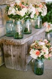 Mason Jar Decorations For Bridal Shower Bridal Shower Etiquette The Mason Jar Centerpiece One to Wed 8