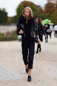 ways to wear a leather jacket for women 2019