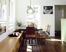 built in dining table avenue residence modern dining room canadian made  glass dining tables
