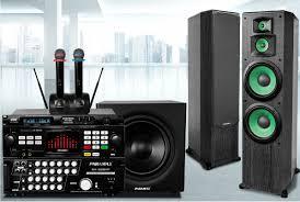 Sự khác biệt giữa loa hát karaoke và loa nghe nhạc