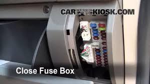 interior fuse box location nissan frontier  interior fuse box location 2005 2016 nissan frontier 2007 nissan frontier le 4 0l v6 crew cab pickup