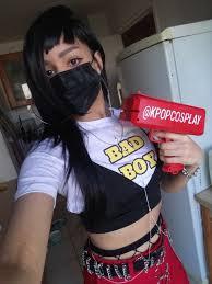 More from the bad boy's with red velvet. Seulgi Red Velvet Bad Boy Cosplay