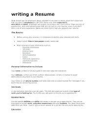 Types Of Skills To Put On A Resume Thrifdecorblog Com