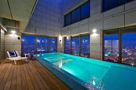 ... Penthouse with swimming pool Ljubljana ...