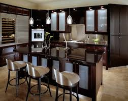 kitchen 24 gorgeous contemporary kitchen in dark hues brings in light airy appeal with frosted glass