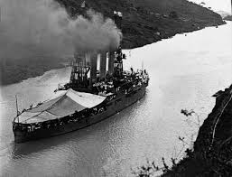 the rhyme of history lessons of the great war  canal container ship