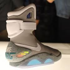Nike Shoes Cool Designs Nike Designer Says Self Lacing Back To The Future Shoes