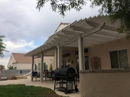 photo of ultra patios las vegas nv united states solid lattice patio