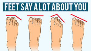 12 Things Your Feet Reveal About Your Personality