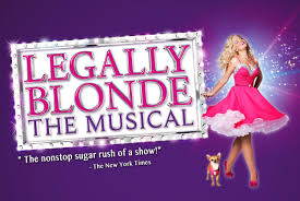 The musical legally blonde
