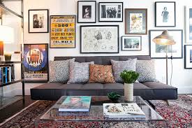 futon office. Good Looking Futon Chair Bed Vogue Los Angeles Contemporary Home Office Remodeling Ideas With Black Frames Gallery