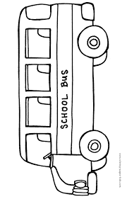 Small Picture School Bus color page transportation coloring pages color plate