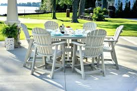 counter height patio table concrete patio tables for counter height patio furniture with small round patio table and concrete tiles material concrete