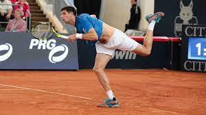 Delbonis Ends Khachanov's Hamburg Bid   ATP Tour