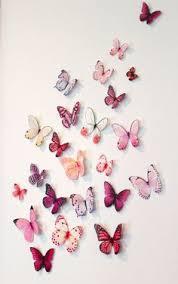 <b>2019 New</b> 3D Butterfly Wall Stickers-12pcs in <b>2019</b> | Decoration ...