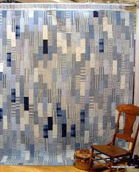 509 best Men's shirts images on Pinterest | Crochet afghans, Kid ... & This would make a pretty shower curtain! blue brick quilt made from men's  shirts - Moose Bay Muses Adamdwight.com