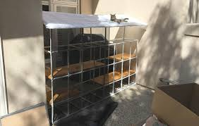 diy catio with pvc tubing