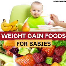 21 Best Foods For Weight Gain In Babies And Kids Being