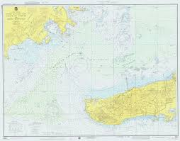 How To Read Navigation Charts Coast Maps And Chart How To Read Bathymetry Numbers On