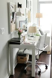 style west elm parsons. View Full Size. Chic Office Space In Living Room With West Elm Parsons Style W