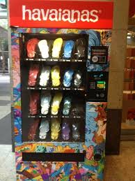 Australia Vending Machine Inspiration This Is So Australian Thongs In A Vending Machine Custom