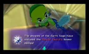 Image Master Sword Half Restoredpng Zeldapedia Fandom Powered