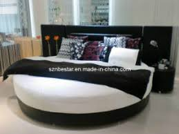 round bed furniture. Modern Soft Round Bed, Simple Design Round Bed Furniture