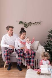 Personalised Embroidered Christmas Family Pyjama Set 50