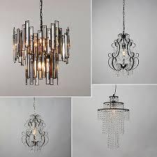 chandelier style modern ceiling light