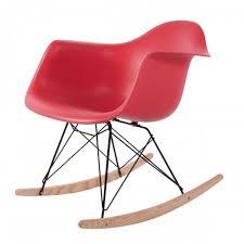 rocking chair rar black base rocking chair
