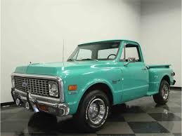 All Chevy » 1972 Chevy C10 Stepside - Old Chevy Photos Collection ...