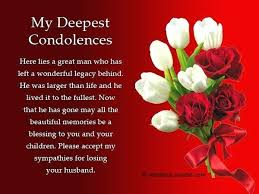Sympathy Quotes For Loss Fascinating Sympathy Quotes For Loss Combined With Quote For Loss Of Son To