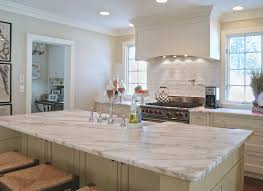 Carrera Marble Kitchen Counter Top ...