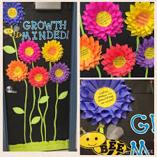 office board decoration ideas. Growth Mindset Door Decoration For School! Office Board Ideas
