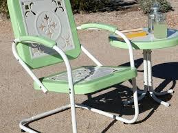 1950s patio furniture cool retro metal patio chairs with patio 1 metal chair blue retro metal
