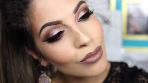 fall smokey eyes makeup tutorial 2016