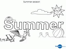 Small Picture Coloring Pages Happy Summer Coloring Page Free Printable Coloring