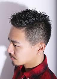 短髪ツイストスタイル 髪型 メンズ ヘアーヘアスタイル