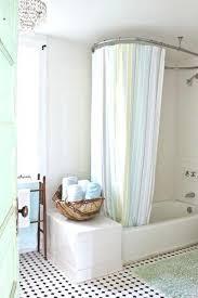 wrap around shower curtain majestic design ideas wrap around shower curtain rod my room throughout designs
