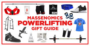 best gift ideas for a serious powerlifter