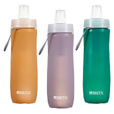 Brita Water Filter Bottle Soft 20 oz Walgreens