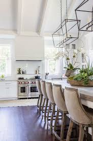 over island lighting in kitchen. kitchen island lighting itchen features a pair of darlana linear pendants illuminating white center over in i