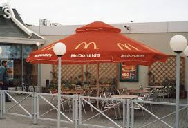 metre giant umbrella: capri parasol  metre round mcdonalds parasol with pulley system