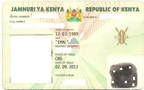 National Via To Of How The Sms Services And Online Check Status Computer Your Kevinlangs Kenya Identity Card