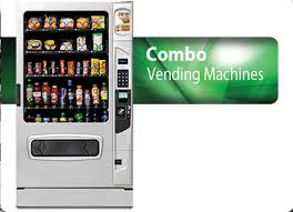 Combination Vending Machines Magnificent Conserve Energy With A Combo Vending Machine Vending Machines For